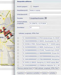 Neu im CMS - GeoPlugin